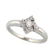 商品写真:PT ノーブル ヴィーナスアローダイヤモンドリング